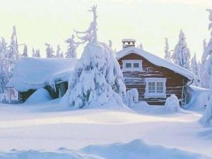 Нужен ли снег на крыше современных домов