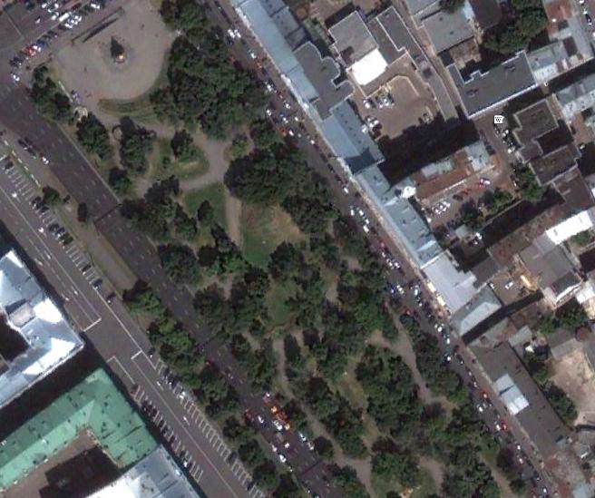 спутниковые снимки высокого разрешения