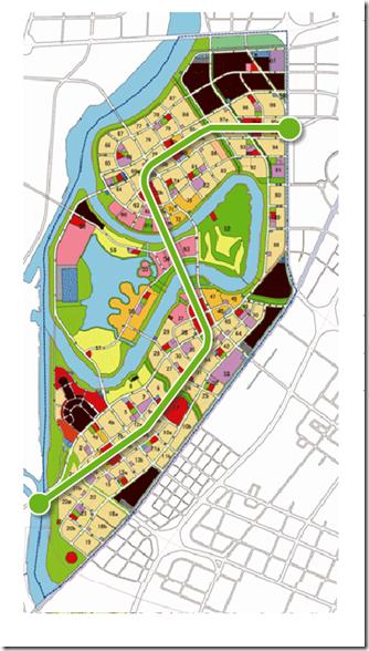 Эко-город Тяньцзинь, Китай  http://method-estate.com/
